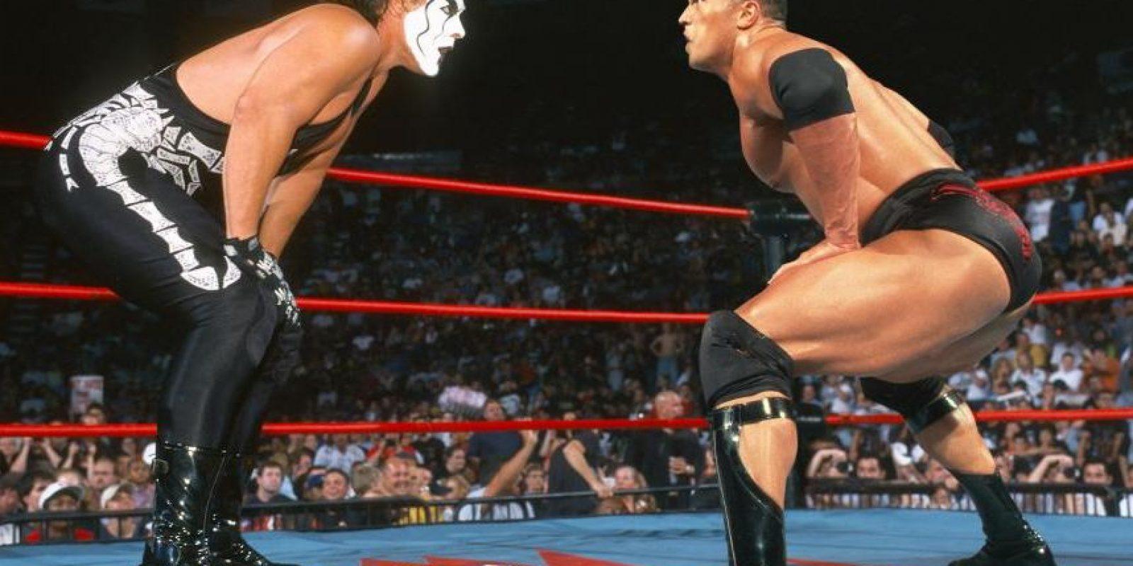 Una lesión en el cuello fue la que apresuró su adiós al cuadrilátero. Foto:WWE