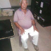 Agapito Barillas Arriaga, de 76 años. Foto:PNC
