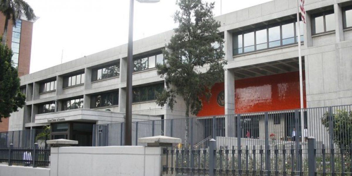 Embajada de Estados Unidos alerta a personal a no viajar a San Marcos