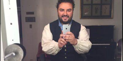 El tenor guatemalteco Mario Chang debuta en el MET de Nueva York
