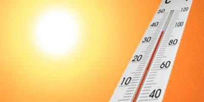 Prepárate, temperaturas alcanzarán los 43 grados centígrados
