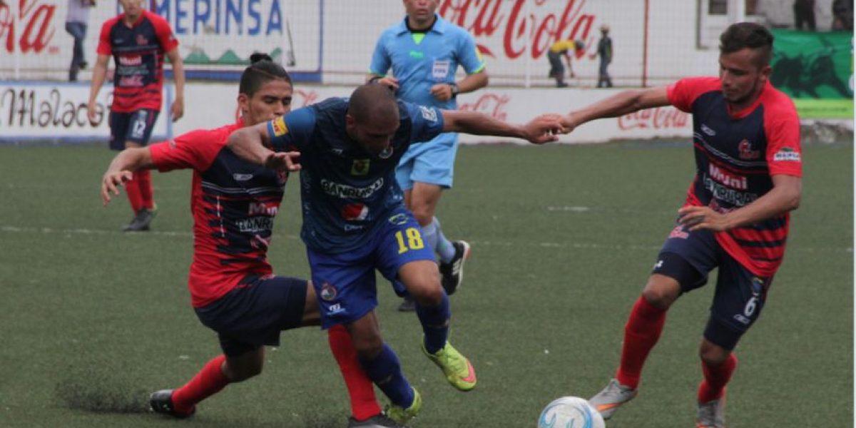 Resultado del partido Malacateco vs Municipal por la fecha 15 del Torneo Clausura 2016