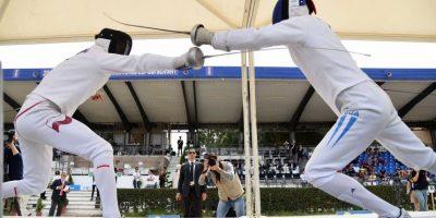 Guatemalteco Charles Fernández finaliza segundo mejor de América en Roma