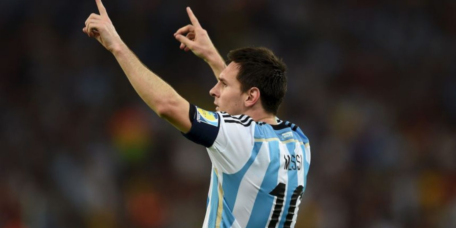 ¿Quién no admira a Lionel Messi? Foto:Getty Images