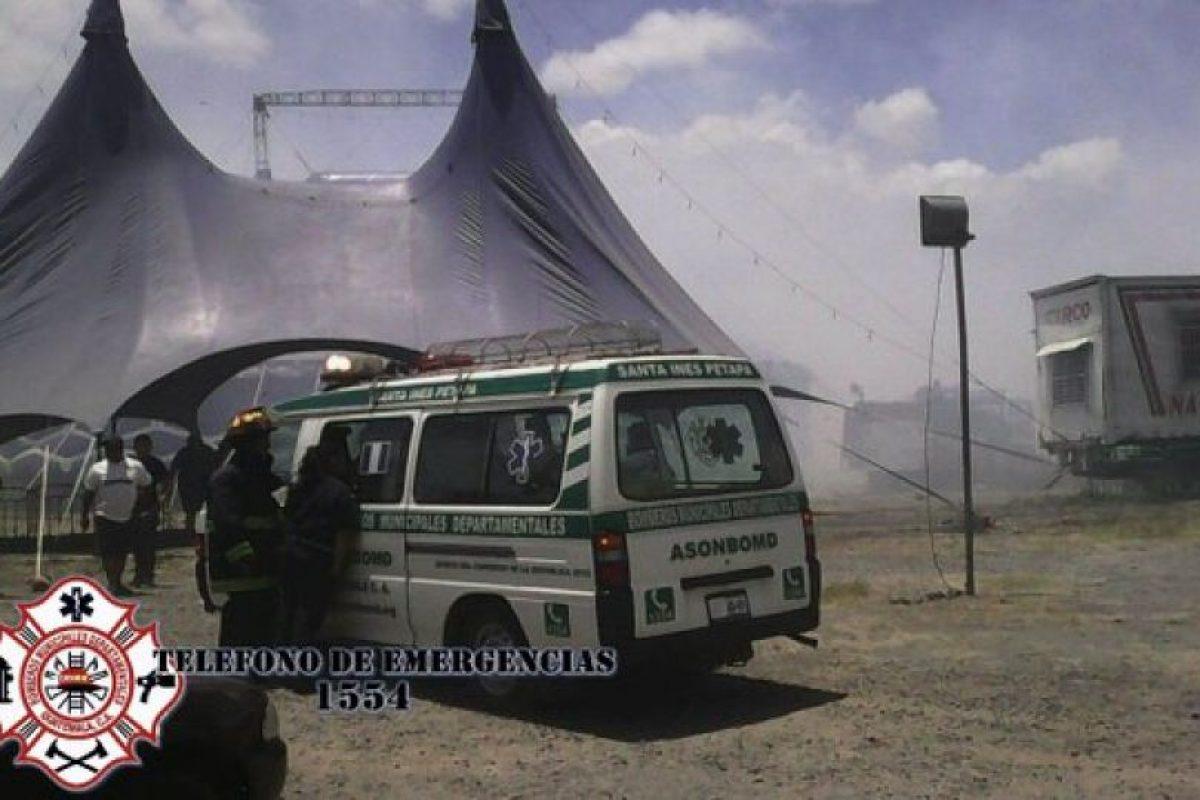 Foto:CBM Departamentales