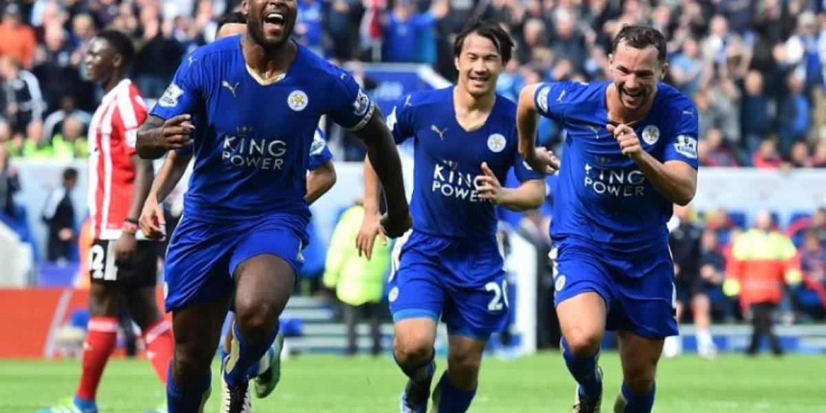 Resultado del partido Leicester City vs Southampton, Premier League 2016