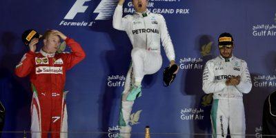 Resultados del Gran Premio de Bahréin 2016 de Fórmula 1