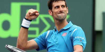 Resultado del partido Novak Djokovic vs. Kei Nishikori final del Masters 1000 de Miami