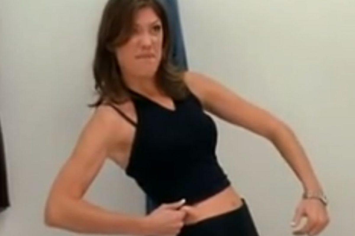 """Jennifer Carpenter era """"Lisa"""", otra amiga de las Wilson. Tenía serios problemas de autoimagen y probablemente padecía un desorden alimenticio. Foto:Wayans Bros. Production"""