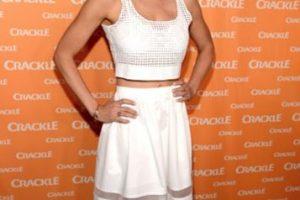 """Brittany Daniel apareció también en """"Chiquito pero peligroso"""" y en series como """"Skyline"""". No ha tenido papeles relevantes. Foto:vía Getty Images"""