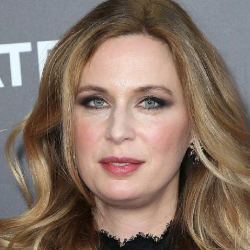 """Anne Dudek tiene 40 años, tiene dos hijos y apareció en la primera temporada de """"Mad Men"""" como vecina de Betty. También apareció en """"The Mentalist"""". Foto:vía Getty Images"""