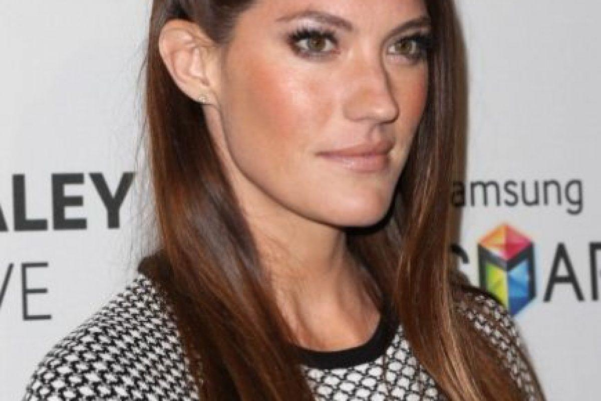 """Jennifer Carpenter se ha hecho conocida por su papel de Debra en """"Dexter"""". Estuvo casada con el protagonista de la serie, Michael C. Hall, hasta 2010. Foto:vía Getty Images"""