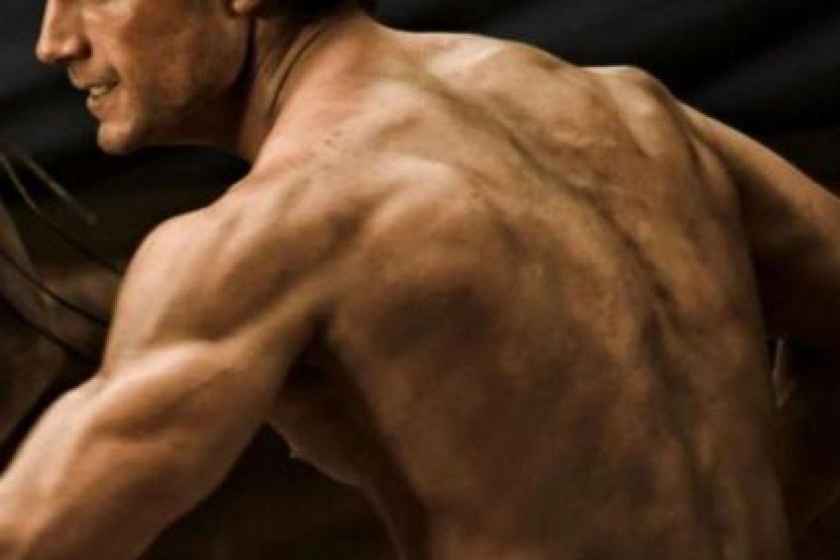 Esto lo reveló a la revista Men's Health Foto:Vía imdb.com