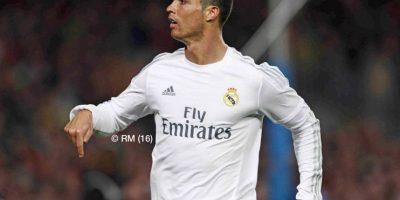 """""""Calma, calma, yo estoy aquí"""" volvió a decir Cristiano Ronaldo. Foto:Vía facebook.com/RealMadrid"""