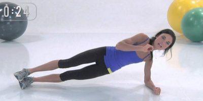 Amanda Russell es una instructora de fitness canadiense. Foto:Vía instagram.com/amandarussellfss