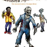 """""""Apocalipsis zombie"""" para que sus hijos lo adoren. Foto:vía Amazon"""