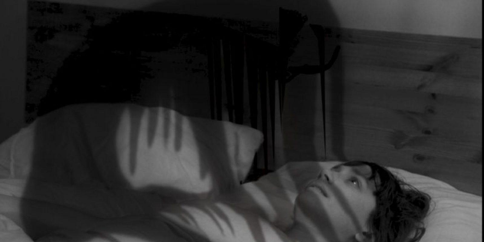 El cuerpo está paralizado y el durmiente solo alucina con la muerte. Foto:vía Tumblr
