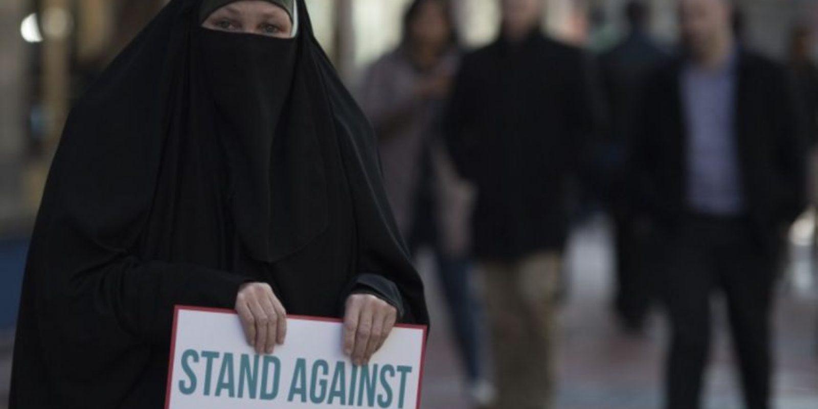 """Cada vez será peor, porque somos tontos. No podemos permitir que estas personas , entren a Estados Unidos"". Foto:vía Getty Images"