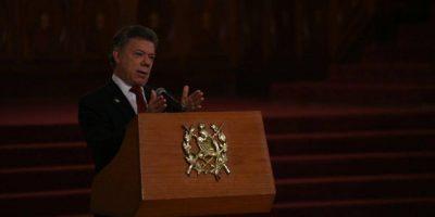 Presidente de Colombia, Juan Manuel Santos: