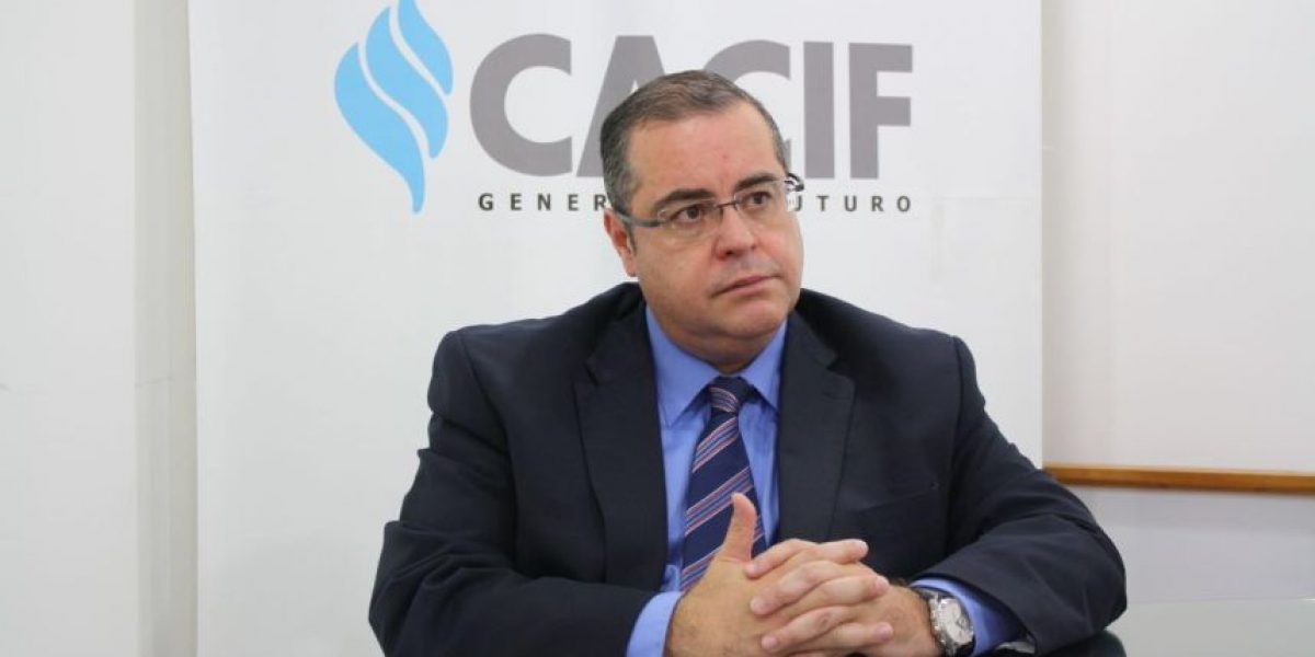 Conoce al nuevo Presidente del Cacif