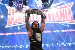 Datos de Wrestlemania 32: Este es el cuarto Wrestlemania consecutivo en que el Campeonato Mundial de Peso Pesado WWE cambia de manos. Foto:WWE