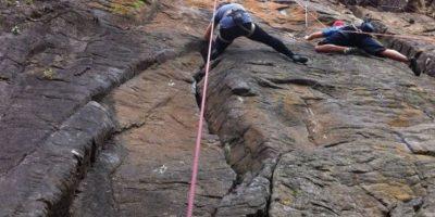 ¿Sabías que puedes escalar rocas en Amatitlán?