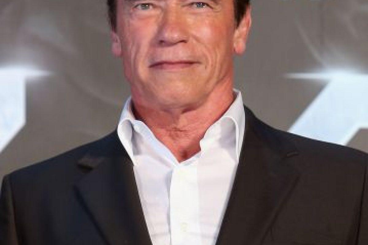 A principios de 2016 el actor y exgobernador de California en Estados Unidos se convirtió en una víctima de los memes. Foto:Getty Images