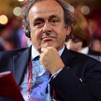 Michel Platini / Futbolista retirado y exfuncionario de la FIFA Foto:Getty Images