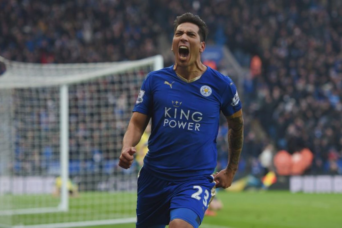 Leonardo Ulloa / Futbolista Foto: Getty Images