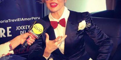 Video: Gloria Trevi sufrió una escandalosa caída durante un concierto