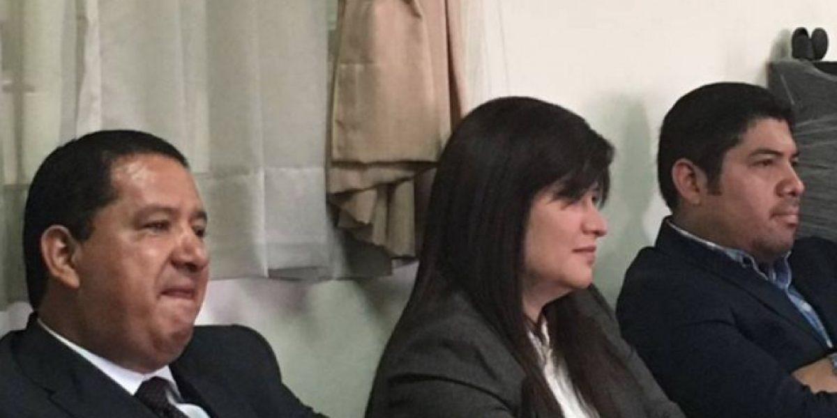 Hija de Otto Pérez Molina quiere recuperar el dinero embargado