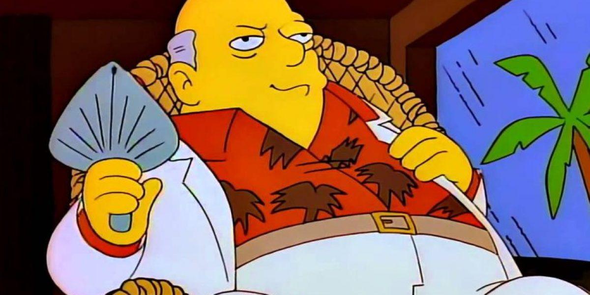¿Los Simpson predijeron el escándalo