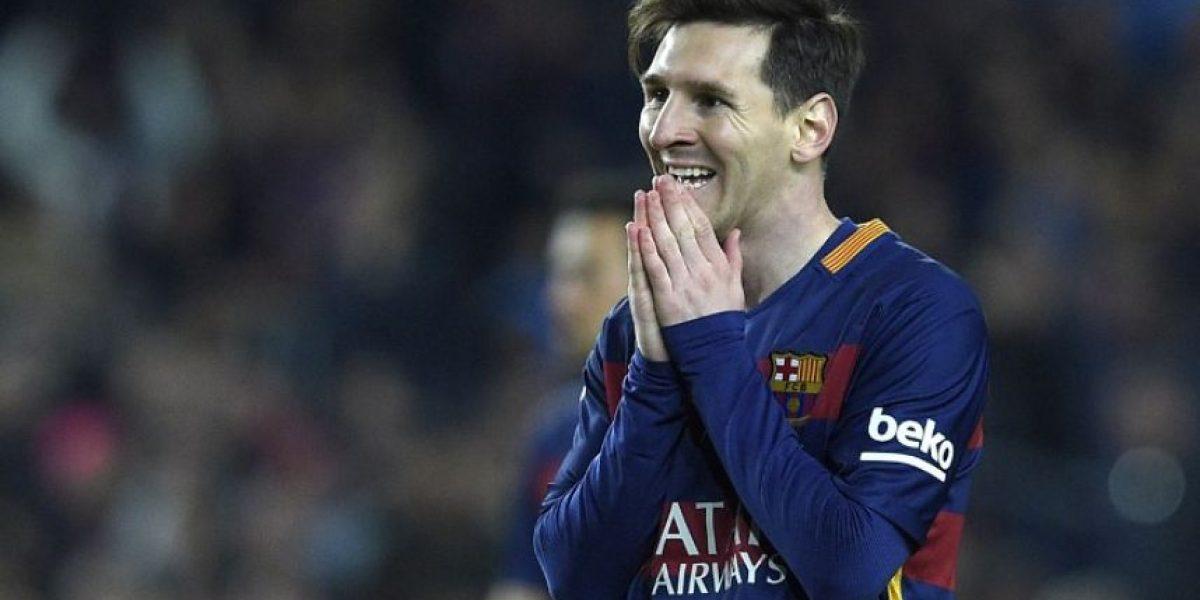 Comunicado oficial de Lionel Messi sobre
