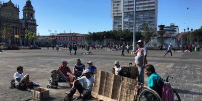 """Víctimas de """"La Bestia"""" piden mejor atención para los migrantes"""