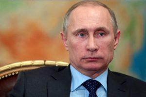 Destaca Vladimir Putin, cuyos asociados movieron hasta 2 mil millones de dólares a través de bancos y sociedades ocultas. Foto:vía Getty Images