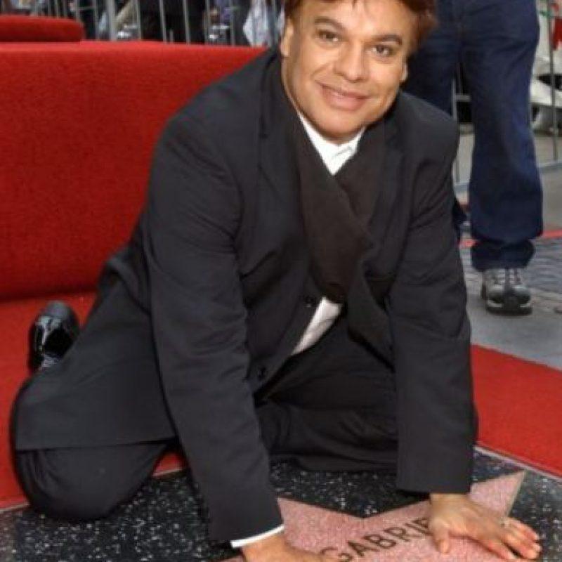 Juan Gabriel fue acusado por el hijo de uno de sus músicos, pero nada prosperó. Foto:vía Getty Images