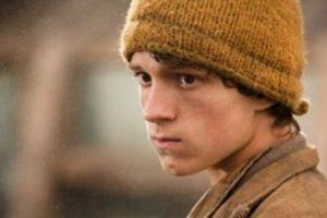 """También fue Lucas Bennett en la película """"Lo imposible"""" Foto:Vía instagram.com/tomholland2013"""