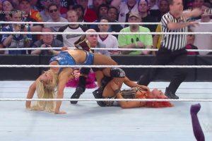 Fue la tercera ocasión que se realizó en Texas Foto:WWE