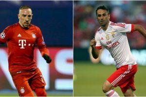 Bayern Múnich vs. Benfica Foto:Getty Images