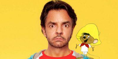 """Eugenio Derbez prestará su voz para la película de """"Speedy Gonzales"""""""