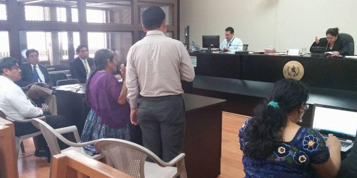 Sin los exmilitares testigos declaran ante jueza en el caso #Creompaz