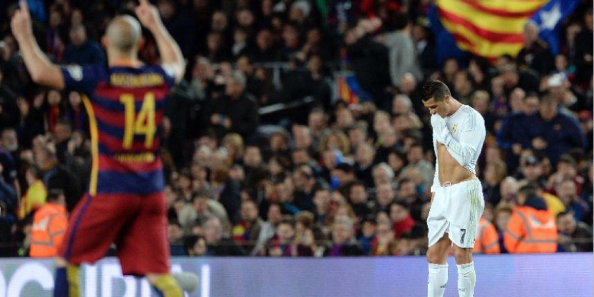 Denuncian al Barcelona por insultos contra Cristiano Ronaldo en el Clásico 232