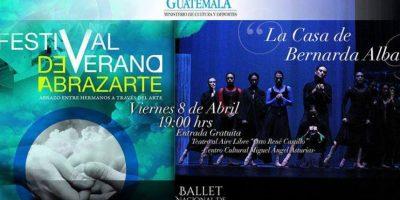 Festival de Verano Abrazarte 2016 se realizará del 7 al 10 de abril