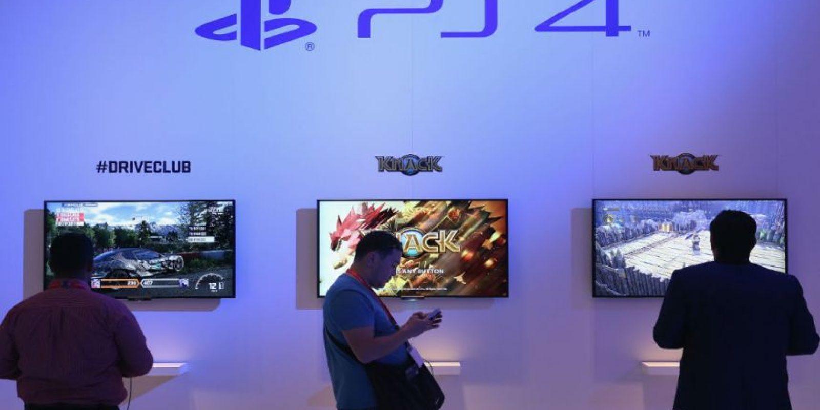 En los siguientes meses, Sony presentará sus lentes de realidad virtual. Foto:Getty Images