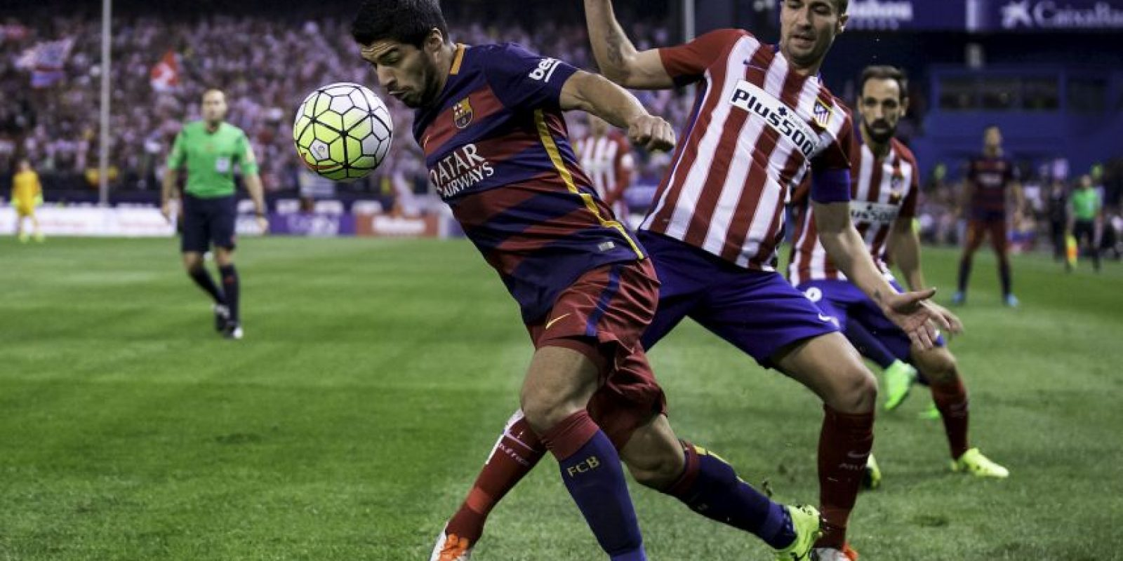 Barcelona vs. Atlético de Madrid Foto: Getty Images