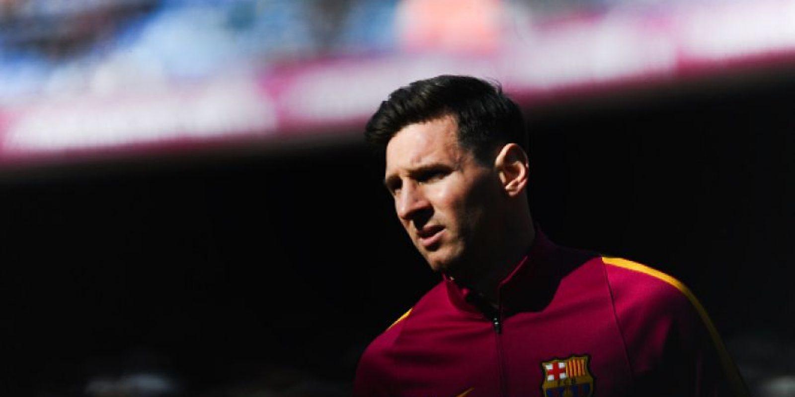 No todo es malo: 10 puntos por los que Messi podría ser el mejor futbolista de la historia Foto:Getty Images