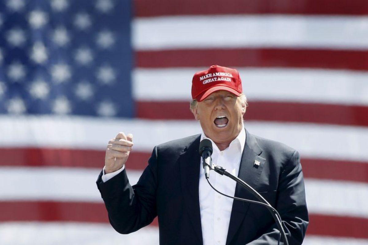 Para ganar la nominación republicana se necesita el apoyo de al menos mil 237 delegados. Foto:Getty Images