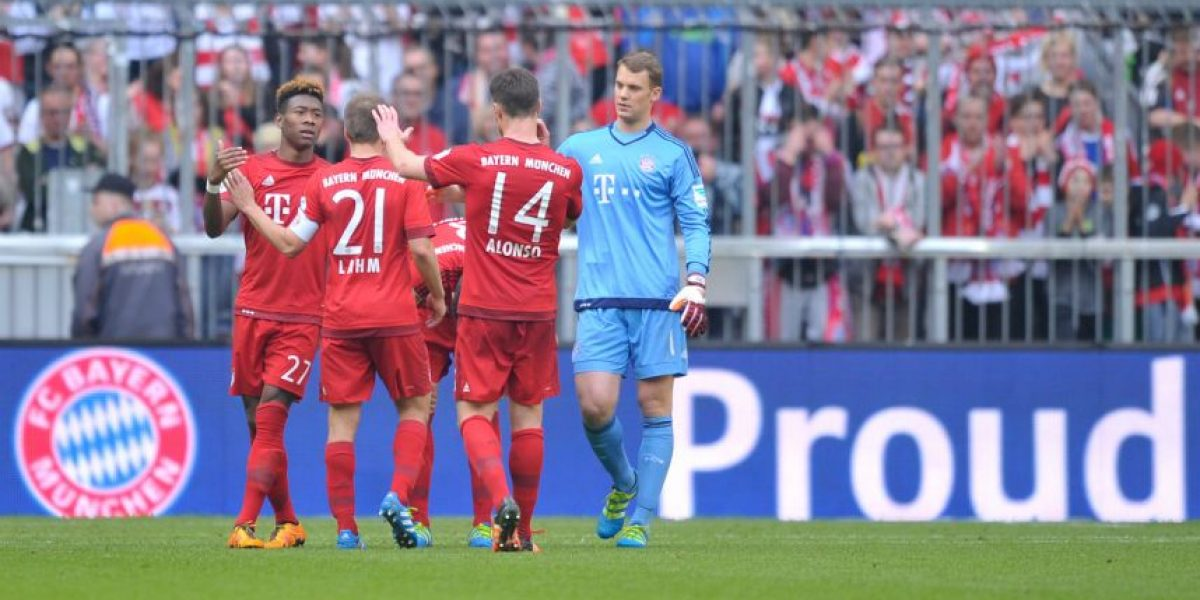 Champions League: A qué hora juegan Bayern Múnich vs Benfica cuartos de final