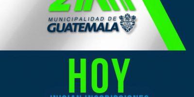 Foto:Facebook/21KMuniGuate