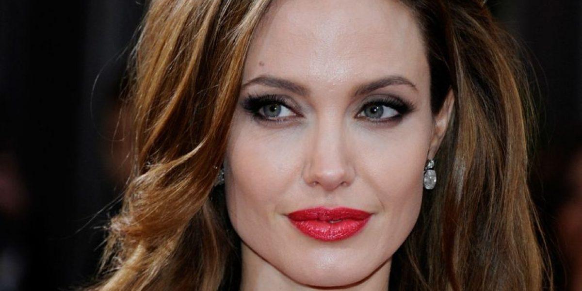 FOTOS. La extrema delgadez de Angelina Jolie que alarmó a sus fans
